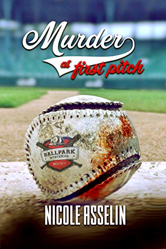 Murder at First Pitch Guest Post