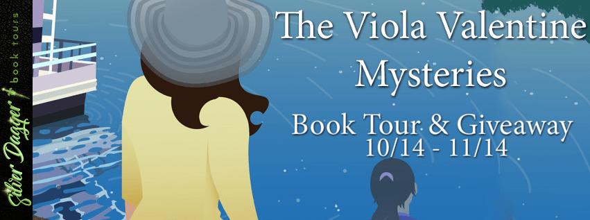 Viola Valentine Mysteries Spotlight