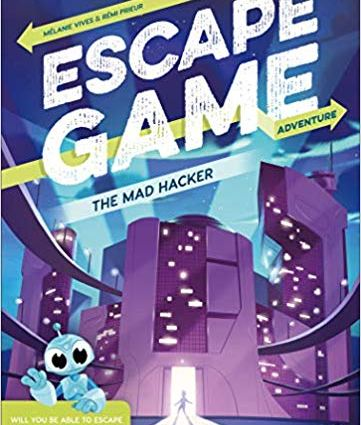 Escape Game The Mad Hacker
