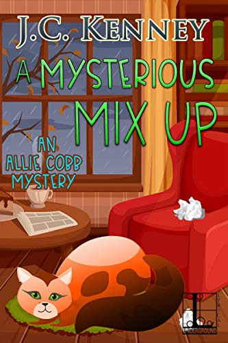 A Mysterious Mix Up Guest Post and Giveaway