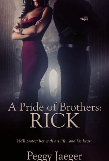 A Pride of Brothers: Rick Spotlight and Giveaway