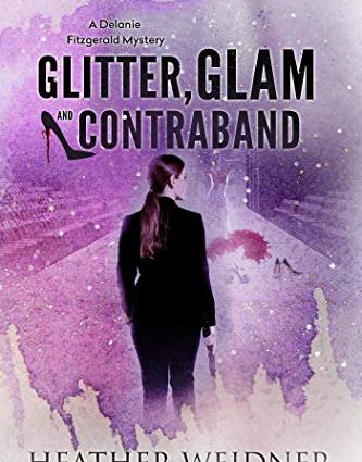 Glitter, Glam and Contraband Author Interview and Review