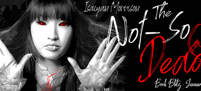 Not So Dead Book Blitz and Giveaway