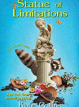 Statue of Limitations Author Guest Post and Giveaway