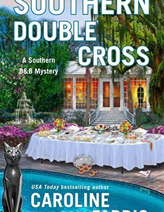 Southern Double Cross Author Interview and Giveaway