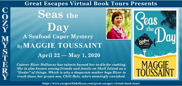 Seas the Day Review, Guest Post and Giveaway