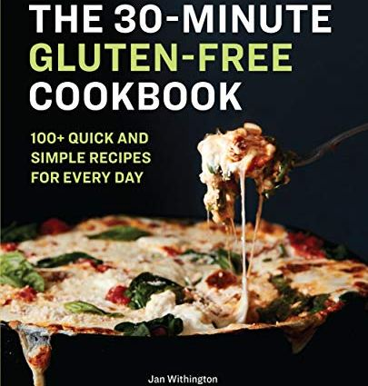 30-Minute Gluten-free Cookbook
