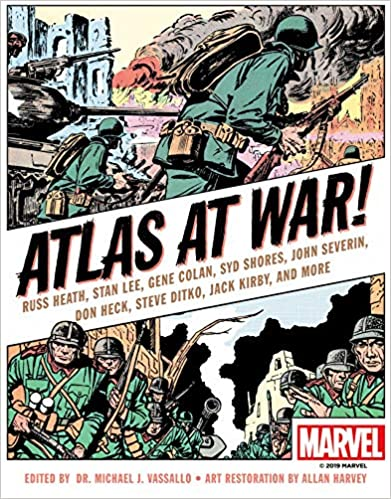 Atlas at War!