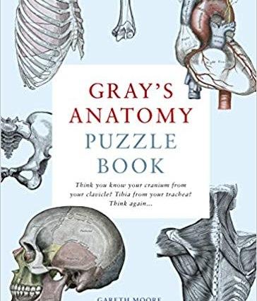 Gray s Anatomy Puzzle Book