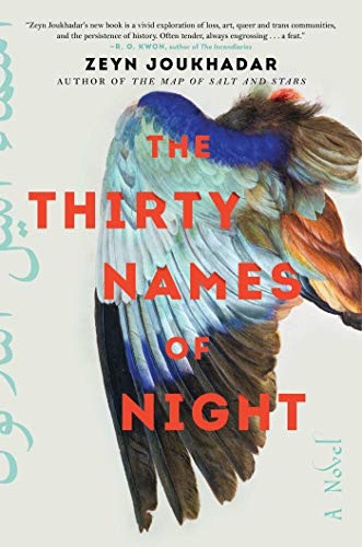 Thirty Names of Night