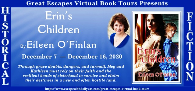 Erin's Children Guest Post and Giveaway