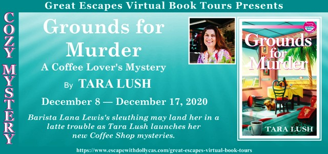 Grounds for Murder Review and Giveaway