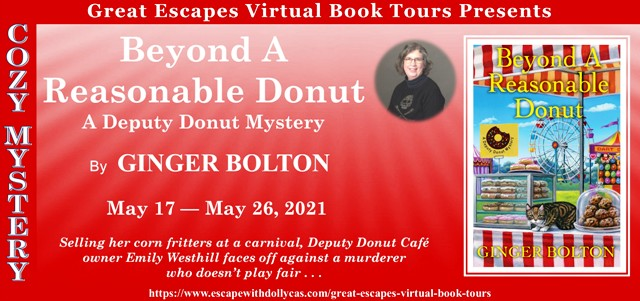 Beyond a Reasonable Donut Guest Post and Giveaway
