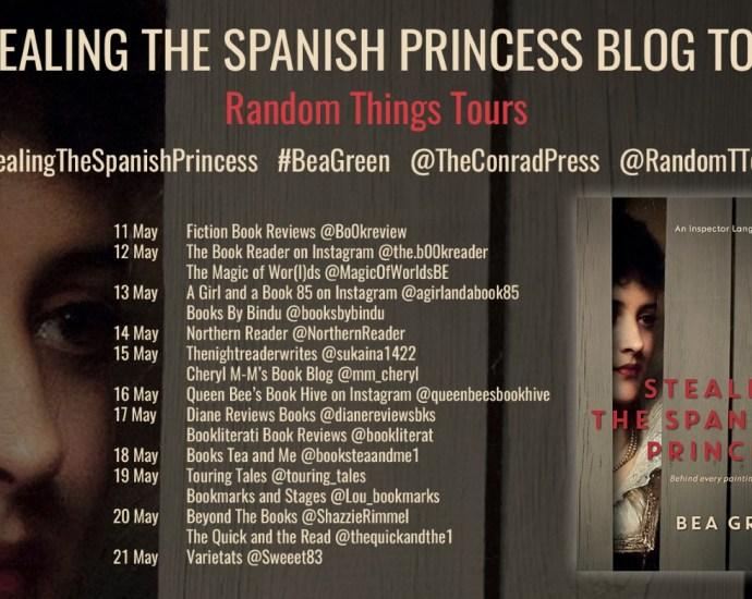 Stealing the Spanish Princess