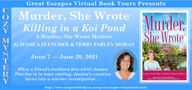 Killing in a Koi Pond Review and Giveaway