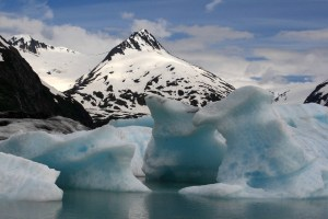 icebergs - Alaskan Dude Flickr