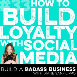 Build a Badass Business Podcast   Diane Sanfilippo