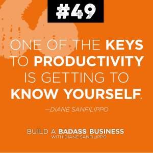 Build a Badass Business Podcast | Diane Sanfilippo