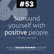 Building a Business from Scratch with the Merrymaker Sisters #53 - Diane Sanfilippo   Build a Badass Business