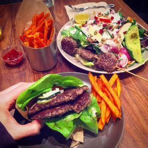 Edit Light Roam Burgers