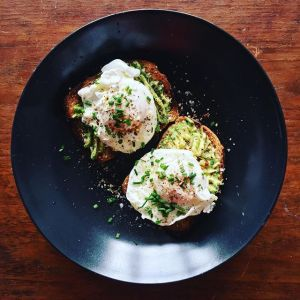 Poached Toast