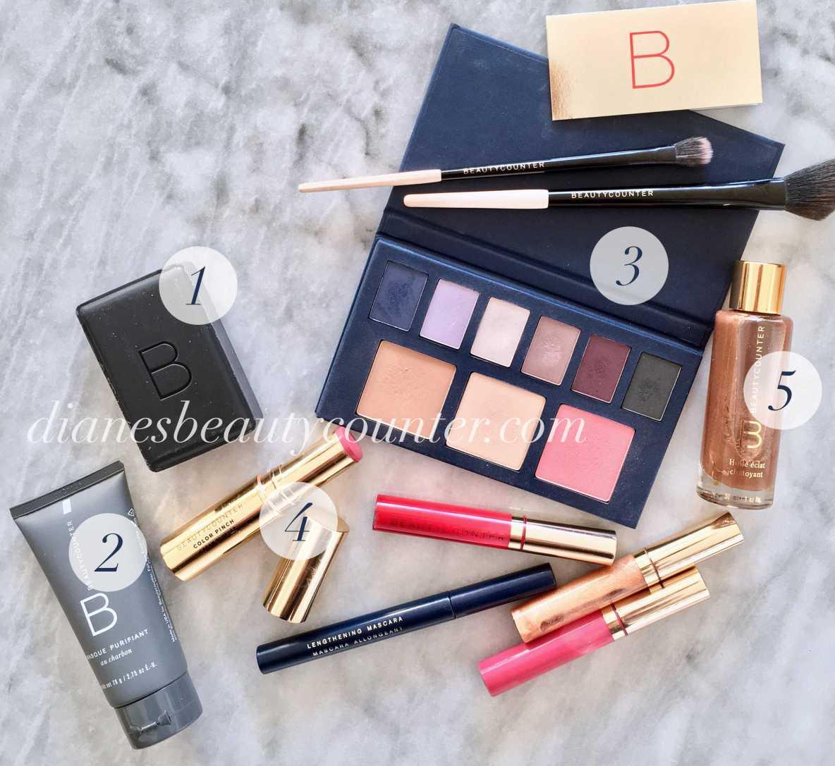 Diane's Favorite Beautycounter picks | dianesbeautycounter.com