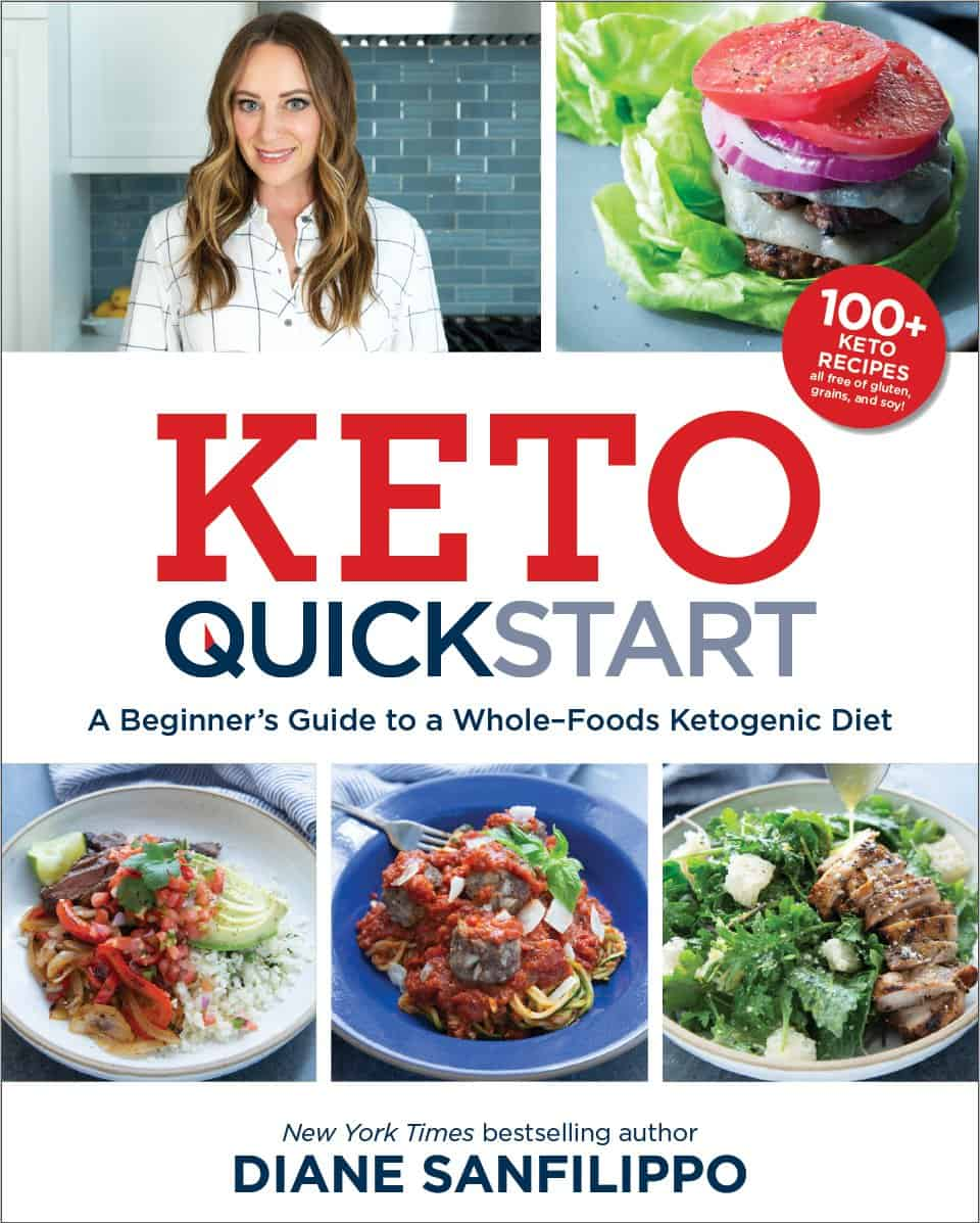 """Keto Quick Start"" by Diane Sanfilippo"