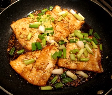 Thai Fish Fillets in Tamarind Sauce Another Year in Recipes