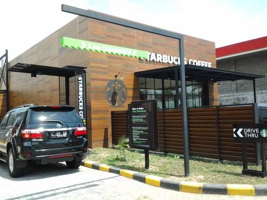 Starbucks Drive Thru KM 26