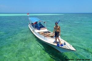 Wisata Bahari di Sumenep. Bisa snorklingan..diving juga boleh..