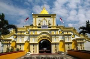 Masjid Agung Sumenep, salah satu masjid tertua di Indonesia :)
