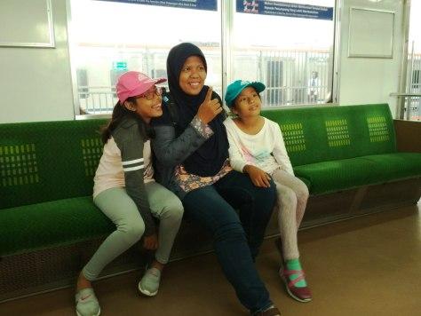 Transportasi Umum di Jakarta