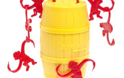 A not-a-bucket of colour-blind monkeys