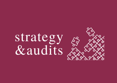Strategy and audits