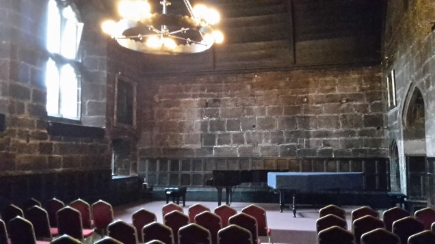 Baronial Hall