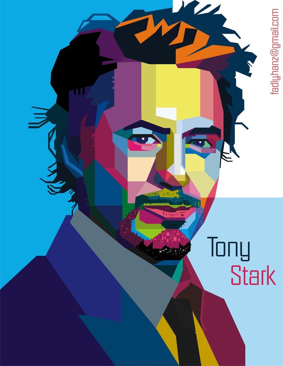 Foto WPAP Tony Stark