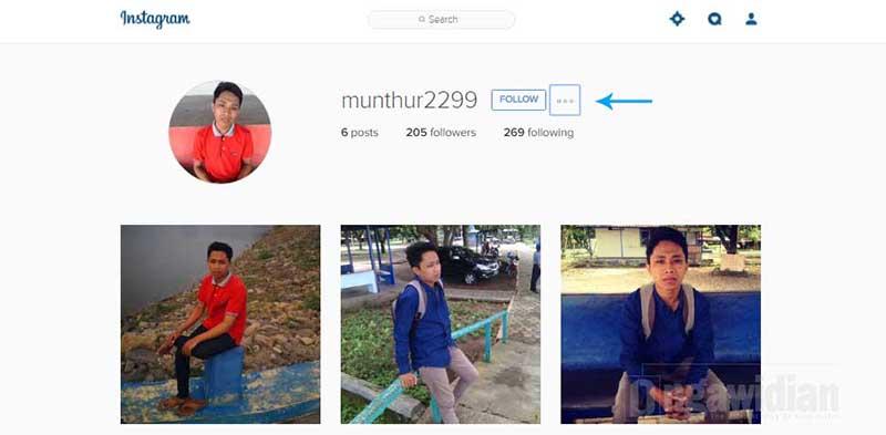 Cara Unblock Teman di Instagram