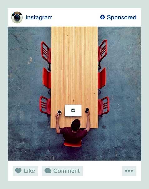 Produk Dengan Desain Kreatif Instagram