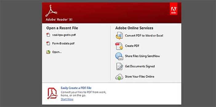 Cara Mengubah File PDF ke Word Online