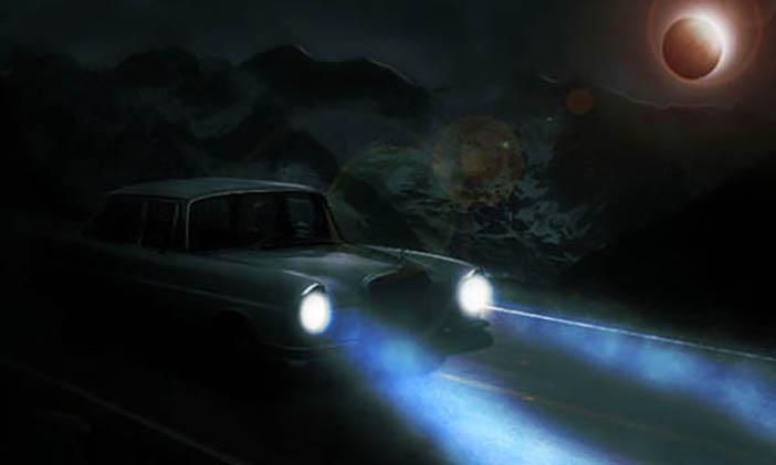 Manipulasi Lampu Mobil Photoshop 17