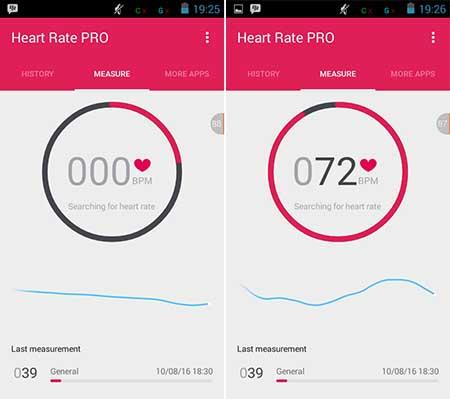 Ukur Detak Jantung Dengan HP Android