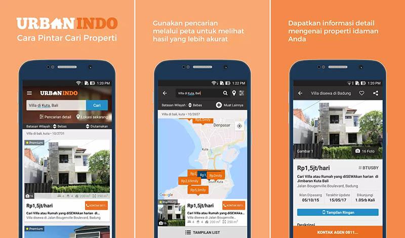 UrbanIndo - Cari Rumah Online