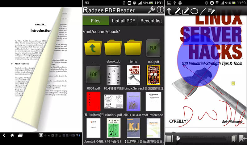 Radaee PDF Reader