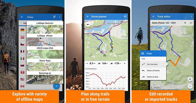 Locus Map Free Outdoor GPS
