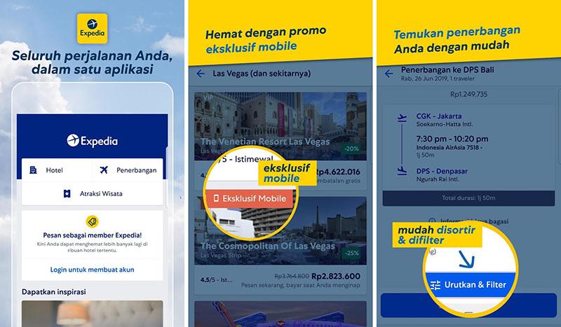 Expedia Hotels Flights