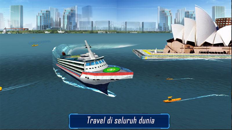 Kapal Simulator 2016