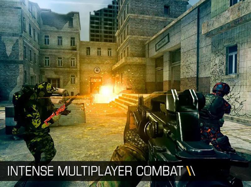 Bullet Force - Online FPS Gun Combat