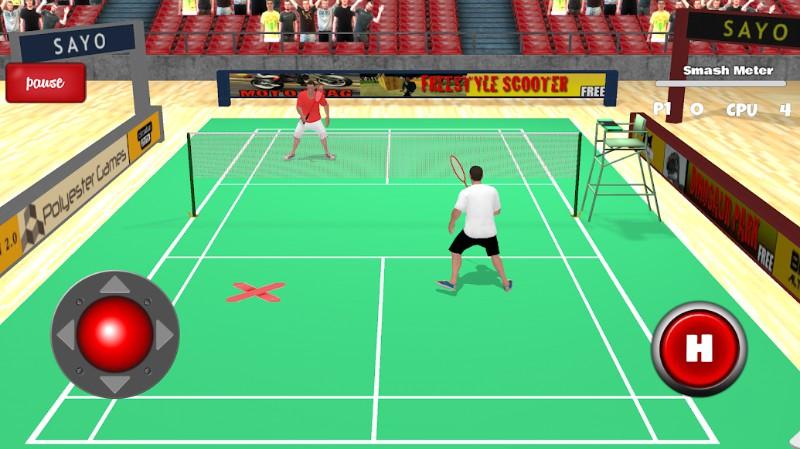 Badminton Game Gratis 2017 3D