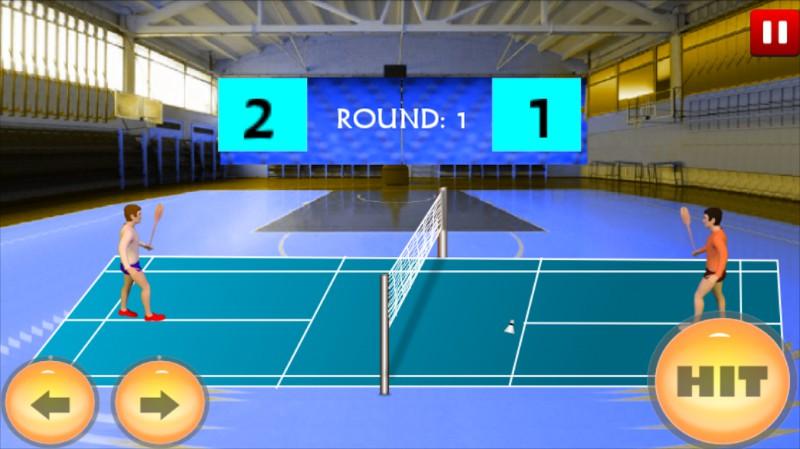Badminton Indoor