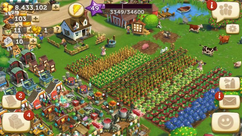 FarmVille 2 Wisata Desa